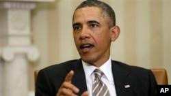 Presiden Barack Obama mendesak Korea utara mengakhiri uji coba misil dan nuklir, dalam wawancara dengan televisi ABC (foto: dok).