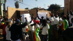 Report on Zimbabwe Shut Down Africa Solidarity Filed By Gandri Maramba