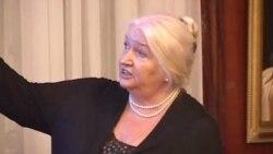 Татьяна Черниговская в Вашингтоне. Часть 7