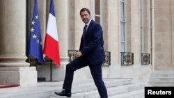 کریستوف کاستانر، وزیر کشور فرانسه،