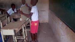 Angola: Auscultação sobre curriculos escolares - 2:23