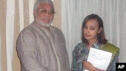 Dr.Moha Dahir oo Doctorate la Gudoonsiiyay