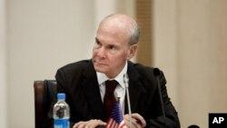 La visita del principal asesor del secretario de Estado Mike Pompeo, Michael McKinley,buscó reiterar el apoyo de EE.UU. a la democracia en Nicaragua.