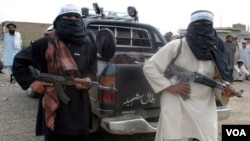 Kelompok Taliban di Waziristan Utara, Pakistan. (Foto: Dok)