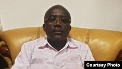 """Francisco Dias dos Santos """"Kito dos Santos"""", empresário angolano"""