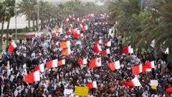 کشورهای غربی و منطقه خليج فارس خواستار خويشتن داری دولت بحرين شدند
