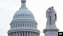 L'immeuble du Congrès à Washington