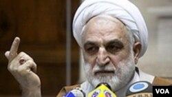 İranın baş prokuroru Qulamhüseyn Möhsün