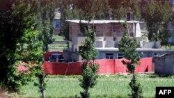 Պակիստանում գտնվող համալիր, որտեղ բնակվել է Օսամա բեն Լադենը