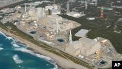 福島核電站外圍情況