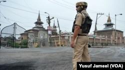 Kashmir ရွိ အိႏၵိယစစ္သား