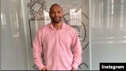 "Zolani Matebese, CEO dan pendiri ""Sendoff"" (IG:senoffapps)"