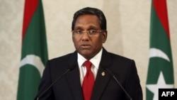 Tân tổng thống Maldives Mohammed Waheed Hassan