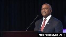 Presidente de Botswana, Mokgweetsi Masisi