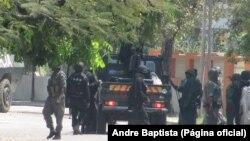 Recente invasão da casa de Afonso Dhlakama pela polícia nas Palmeiras, na Beira