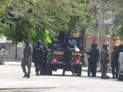 Polícia reforça segurança nas províncias que a Renamo diz ir governar - 2:47