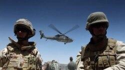 افغان ها به کشته شدن غیر نظامیان در حمله ناتو اعتراض می کنند