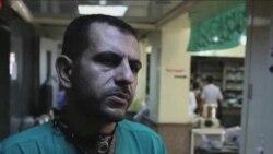 U bolnici u Alepu, šačica doktora na 800 pacijenata
