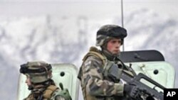 کشته شدن هشت عسکرناتو در حملات مختلف در افغانستان