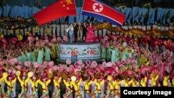 독일 사진작가 줄리아 리브 씨가 출간한 사진집 '북한: 익명의 나라'에 실린 사진. teNeues 출판사 제공.