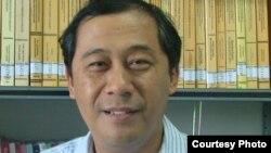 Dr Budiawan (Foto: UGM)