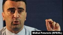 Srđan Blagovčanin, Transparency International