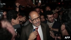 Məhəmməd əl Baradei: Mübarək getməlidir!
