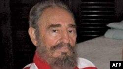 Cựu Chủ tịch Cuba Fidel Castro