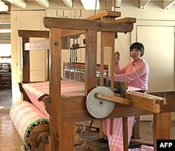 Džejn Tonelo naučila je tkanje kako bi platila studije