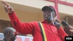 Paulo Pombolo reitera combate à corrupção em Malanje