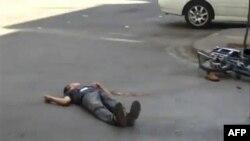 Homs şəhərində tanklarla müşayiət edilən hökumət qüvvələri tərəfindən 11 adam öldürülüb