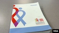 Program for the 19th International AIDS Conference held last week in Washington, D.C. (De Capua)