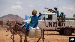 Kikosi cha pamoja cha amani huko Darfur-UNAMID