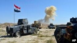 """عملیات آزادسازی فلوجه یکی از سنگینترین عملیات نیروهای دولتی علیه گروه افراطی موسوم به """"دولت اسلامی"""" است."""
