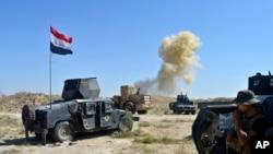 Fallujah မွာ တိုက္ပြဲေတြေၾကာင့္ ကေလး ၂ ေသာင္းနီးပါးပိတ္မိ