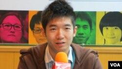 北京大學國際政治關係學院本科3年級學生 羅勉
