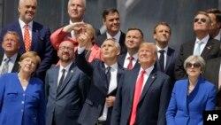 NATO samit u Briselu