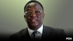 Vice President Emmerson Mnangagwa. (Collage by Ntungamili Nkomo)
