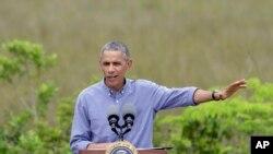 Prezidan Barack Obama