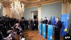 Barroso: BE synon të zgjerojë integrimin politik dhe ekonomik me Ukrainën.