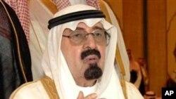 سعودی شاہ کی آپریشن کے سلسلے میں متحدہ عرب امارات آمد