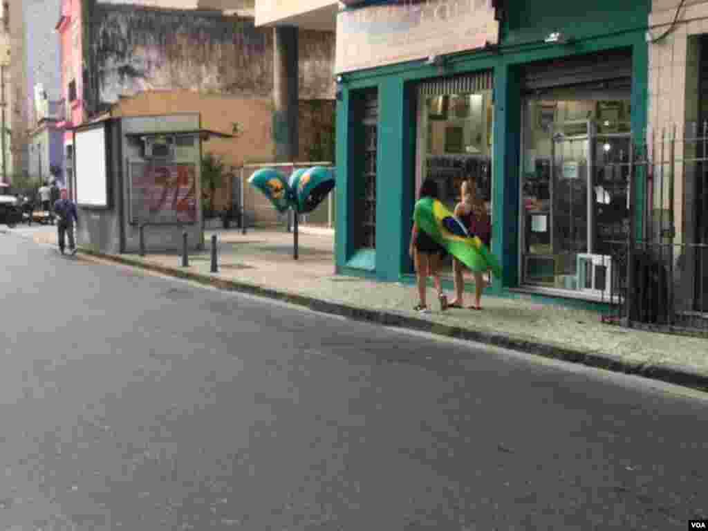 منطقه سنترو در ریو.