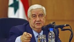 وزیر امور خارجه سوریه از اتحادیه عرب انتفاد می کند