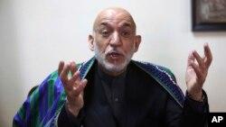 د افغانستان پخوانی صدر حامد کرزی