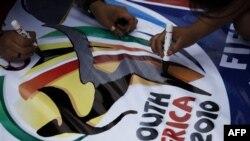 Botërori 2010 dhe yjet e Hollivudit