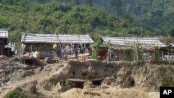 Ethnic Violence Escalates In Burma