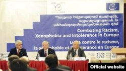 High-Level Conference on Combating Racism, Xenophobia and Intolerance in Europe in Yerevan, 21 October, 2013