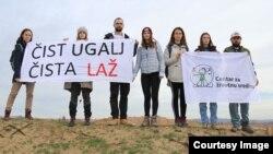 Aktivisti Centra za životnu sredinu Banja Luka (Centar za životnu sredinu Banja Luka)