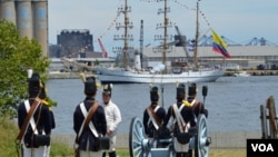 Obeležavanje 200. godišnjice bitke 1812 u Baltimoru