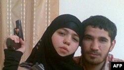 17 yaşındaki intihar bombacısı geçen yıl öldürülen kocasıyla
